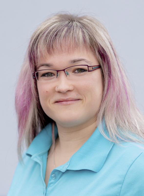 Physiotherapeutin Caroline Krause-Klant