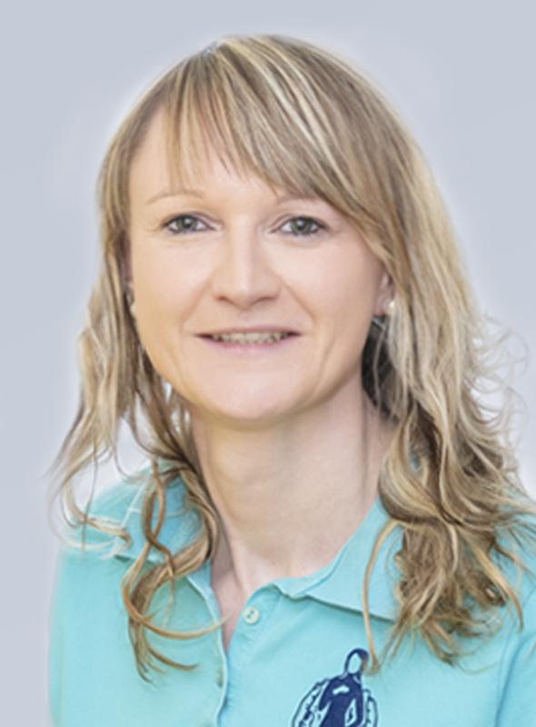 Physiotherapeutin Manja Zimmermann