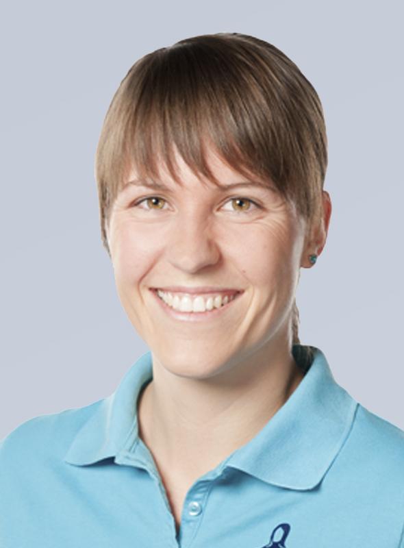Physiotherapeutin Nadja Beier